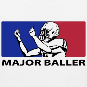 MAJOR BALLER Tank Tops - Men's Premium Tank