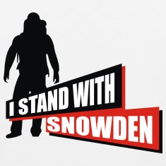 snowden - i stand with snowden