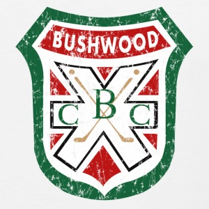 Bushwood Country Club Crest Tank Tops - Men's Premium Tank
