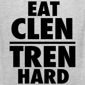 Eat Clen Tren Hard Tank Tops - Men's Premium Tank