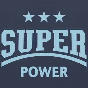 Super Power (Sports) Men's Tank Top - Men's Premium Tank