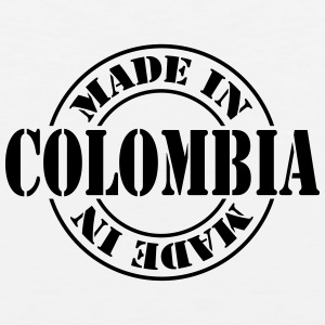 made_in_colombia_m1 Tank Tops - Men's Premium Tank