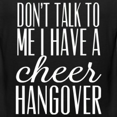 Cheer Hangover Tank Tops