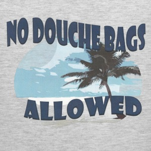 best_new_great_island_ping_no_douchebags Tank Tops - Men's Premium Tank