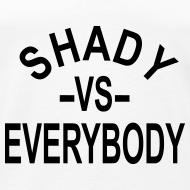 Design ~ shady -vs- everybody tank top
