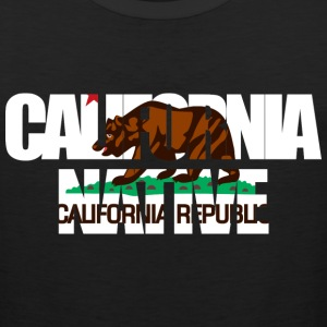 CALIFORNIA native Tank Tops - Men's Premium Tank