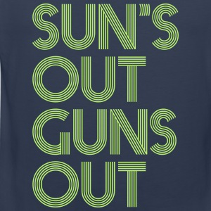 Sun's Out Guns Out Tank - Men's Premium Tank