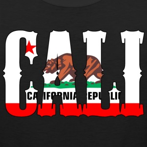 Cali Republic Bear Tank Tops - Men's Premium Tank