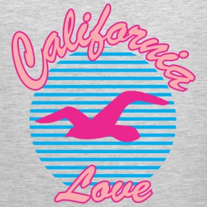 California LOVE Bird Tank Tops - Men's Premium Tank