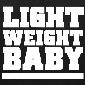 Light Weight Baby Gym Motivation Tank Tops - Men's Premium Tank