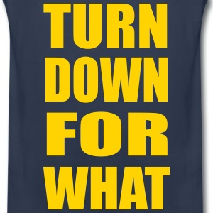 Turn Down For What Design Tank Tops - Men's Premium Tank