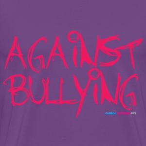 Against Bullying - Men's Premium T-Shirt