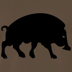 boar T-Shirts - Men's Premium T-Shirt