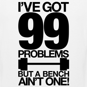 99 Problems LolClothing Tank Tops - Men's Premium Tank