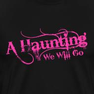 Design ~ AHWWG Pink Logo Front