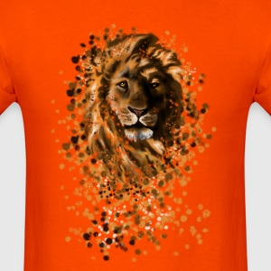 Lion T-Shirts - Men's T-Shirt