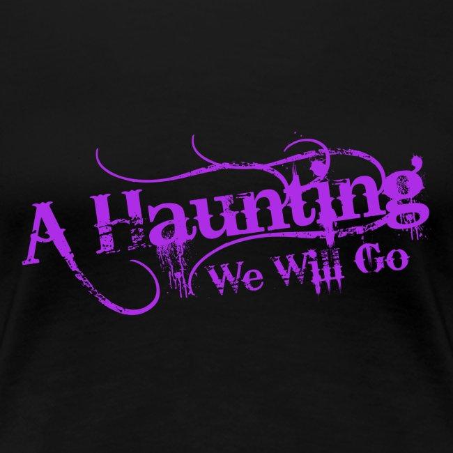 AHWWG Purple Logo Front