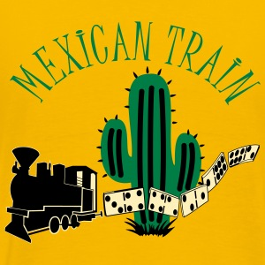 MEXICAN TRAIN - Men's Premium T-Shirt
