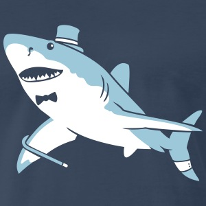 Sir Great White T-Shirts - Men's Premium T-Shirt