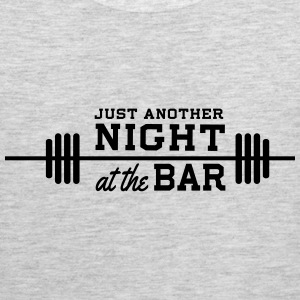 Just another night at the bar Tank Tops - Men's Premium Tank