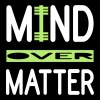 Mind Over Matter WOD and Weight Lifting T-Shirts - Men's Premium T-Shirt