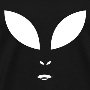 Alien eyes - Men's Premium T-Shirt
