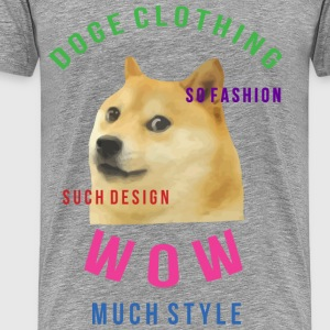 Doge Clothing T-Shirts - Men's Premium T-Shirt
