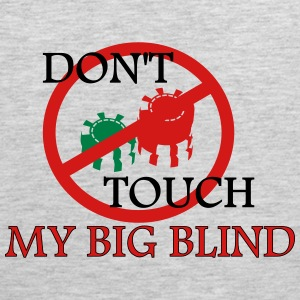 Dont touch my BB - Men's Premium Tank