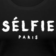 Design ~ Selfie - Women's T-shirt