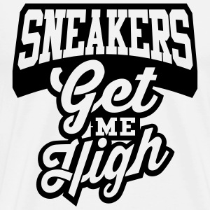 Sneakers Get Me High Concords - Men's Premium T-Shirt