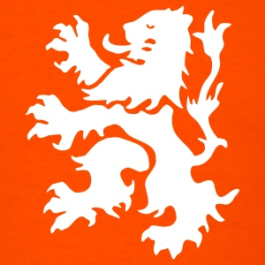 Netherlands Lion - Men's T-Shirt