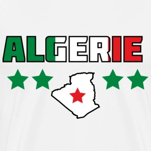 Algerie vs1 T-Shirts - Men's Premium T-Shirt