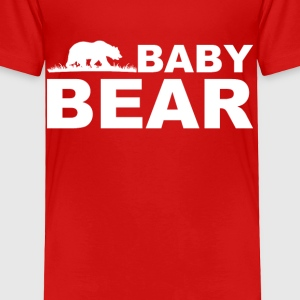 Baby Bear Baby & Toddler Shirts - Toddler Premium T-Shirt