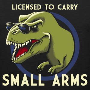 Licensed to Carry Small Arms - Men's Premium Tank