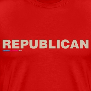 Republic - Men's Premium T-Shirt