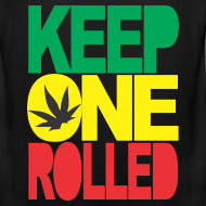Design ~ keep one rolled tank top