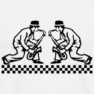 Ska Brass T-Shirts - Men's Premium T-Shirt