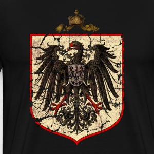German Imperial Eagle - Men's Premium T-Shirt