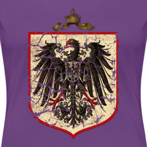 German Imperial Eagle - Women's Premium T-Shirt