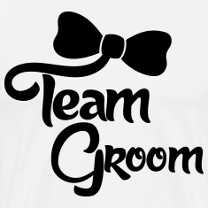 Team Groom T-Shirts
