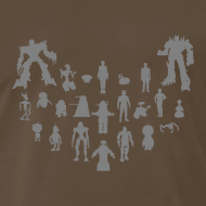 Design ~ Bots - Various    Robot Plunger