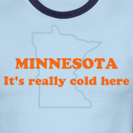 Design ~ MINNESOTA: It's really cold here