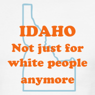 Design ~ IDAHO: It's not just for white people anymore