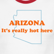 Design ~ ARIZONA: It's really hot here