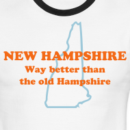 Design ~ NEW HAMPSHIRE: Way better than the old Hampshire