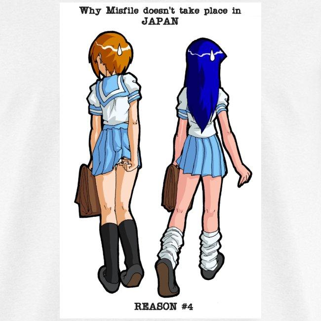 Misfile in Japan