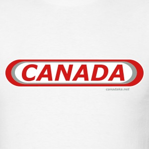 White Canada T-Shirts - Men's T-Shirt