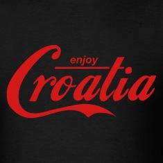 Black enjoy_croatia Men