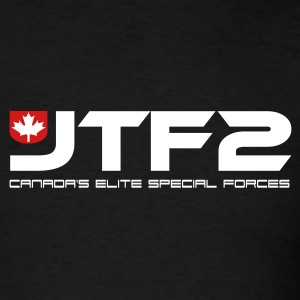 Black JTF2 T-Shirts - Men's T-Shirt