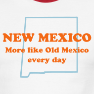 Design ~ NEW MEXICO:  More like Old Mexico every day